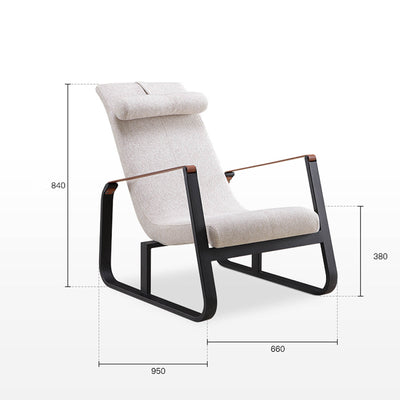 Pre-Order 50 Days Delivery Verona Swivel Lounge Chair  VER012 - ebarza