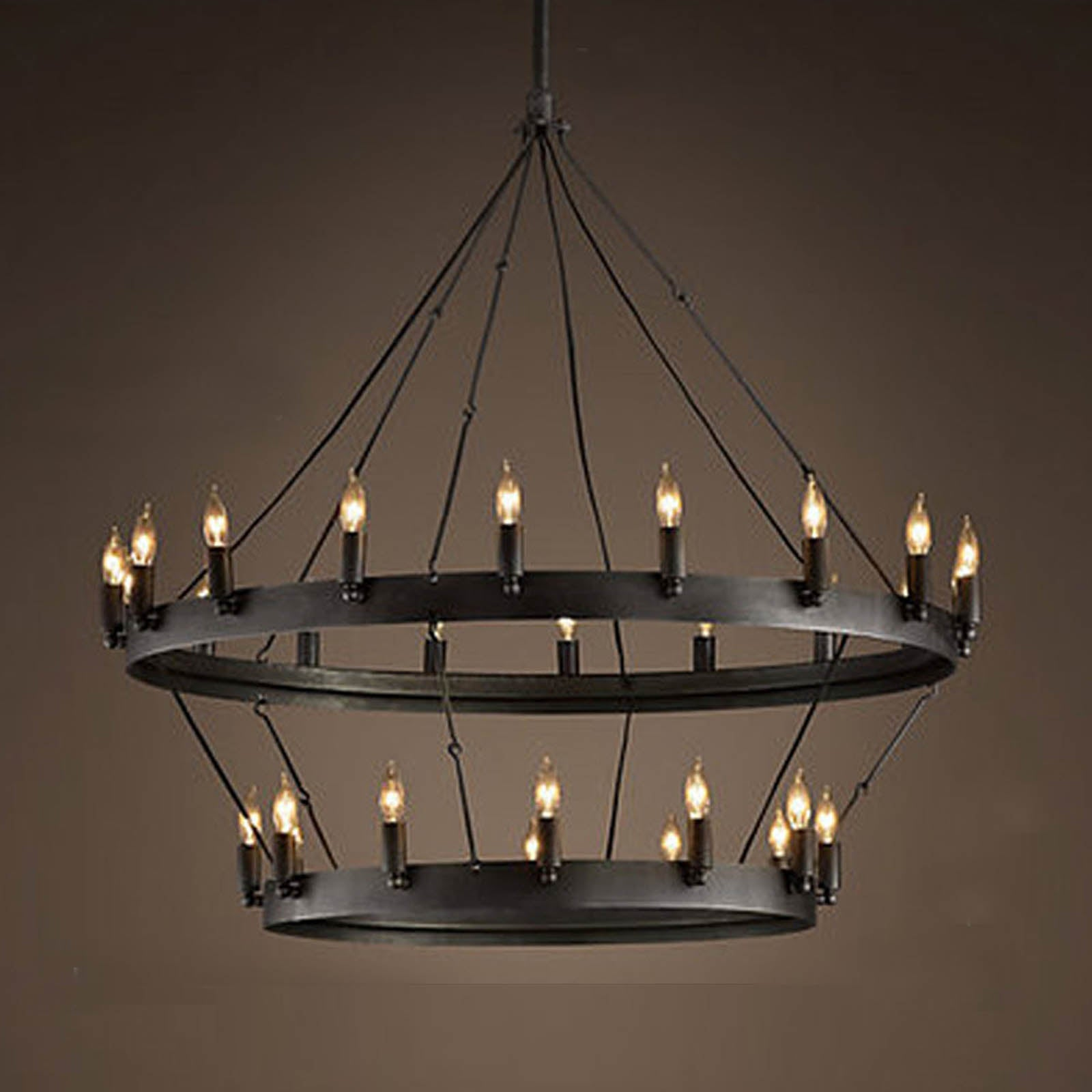 30 Heads  Vintage  Chandelier  CY-DD-079 -  ثريا عتيقة 30 رأس - Shop Online Furniture and Home Decor Store in Dubai, UAE at ebarza