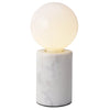 Natural marble Modern table  lamp CL1138A - ebarza