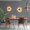 Florya Dining table + 6 chairs  FLODining003