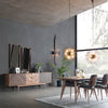 Pre-Order 60 days delivery Florya Side Board+ 2 Mirrors  Florya Sideboard002