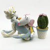 Handmade Cute animal  decorative Doll/Door stopper T12096-1