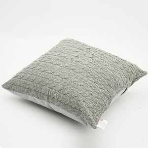 45x45 CM Cushion Cover  T18108A-Grey