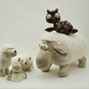 Handmade Cute Animal decorative Doll/Door stopper  T16062