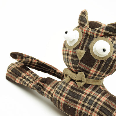 Handmade Cute Animal decorative Doll/Door stopper  T12205-1