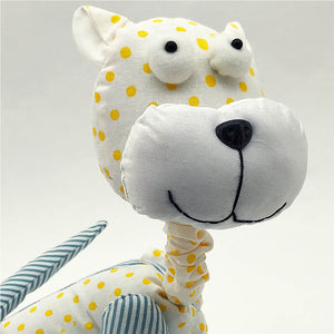 Handmade Cute animal  decorative Doll/Door stopper T18002