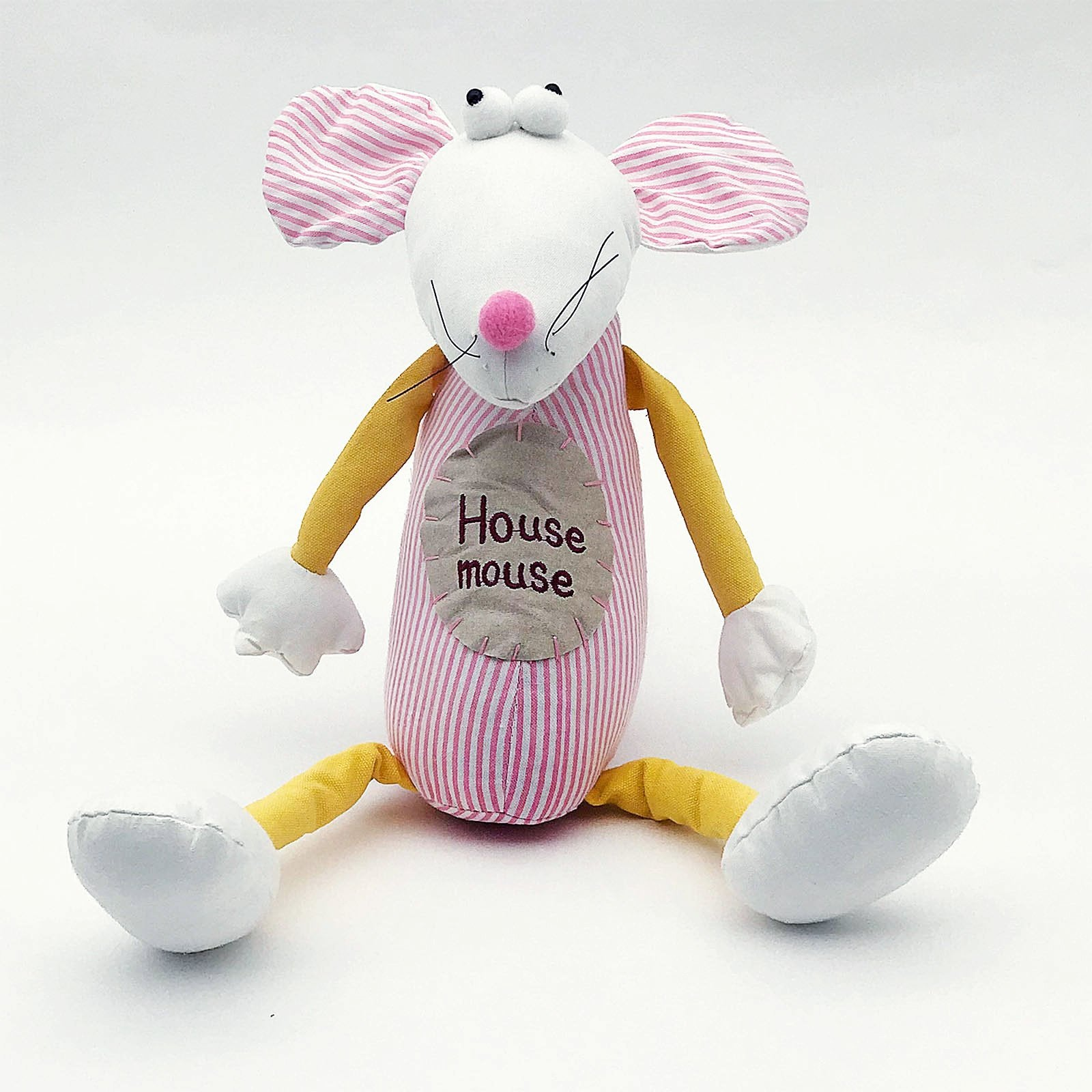 Handmade Cute animal  decorative Doll/Door stopper Z003