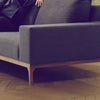 Secrete 3 seater  Sofa SECS001