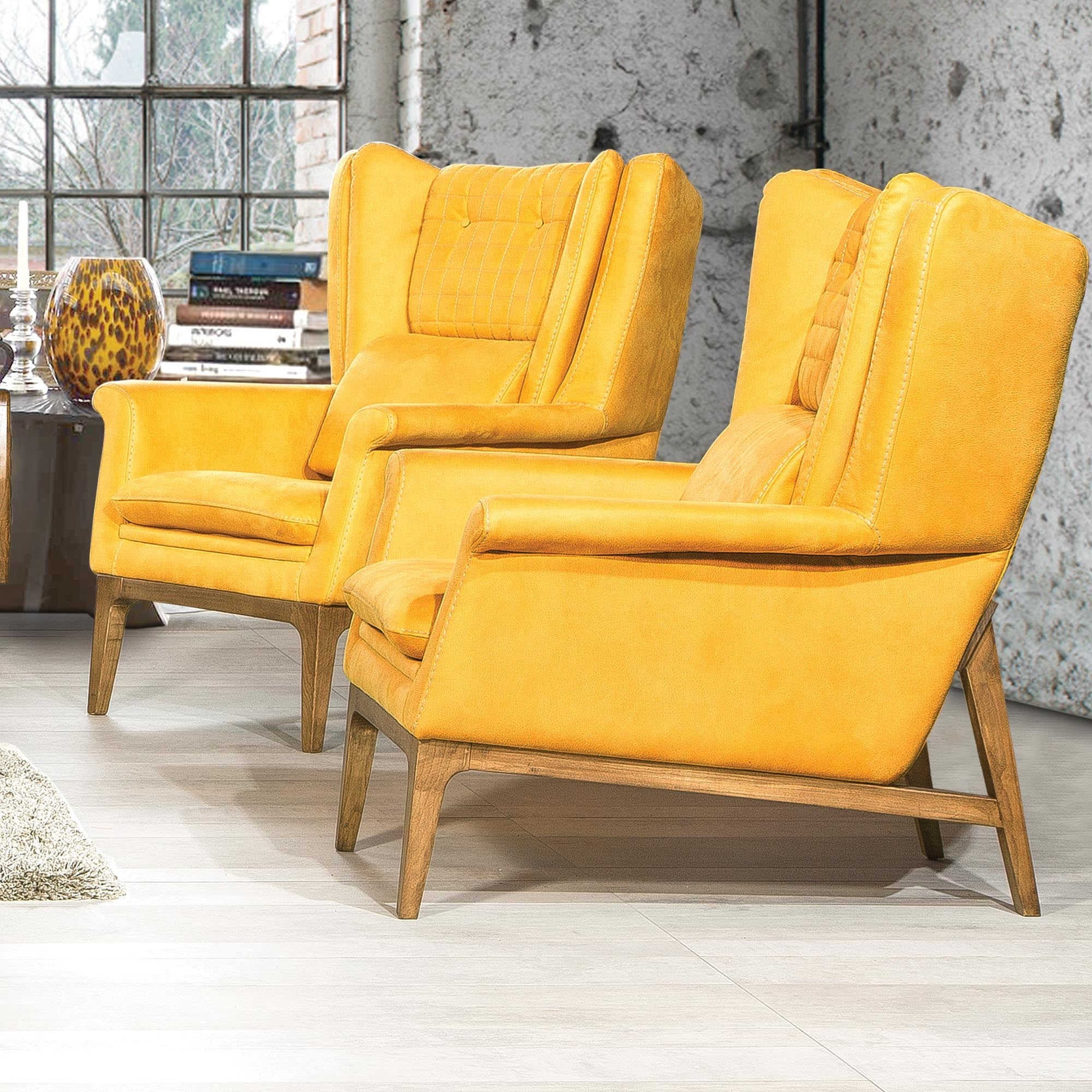 Pre-Order 60 Days Delivery  SIENA  Lounge Armchair   SIEN001S-lounge - ebarza