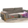Pre-Order 25 Days Delivery  SIENA 3+3+1+1   Sofabed set  SIEN001