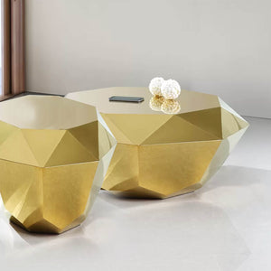 Diamond side table   TG-24-G