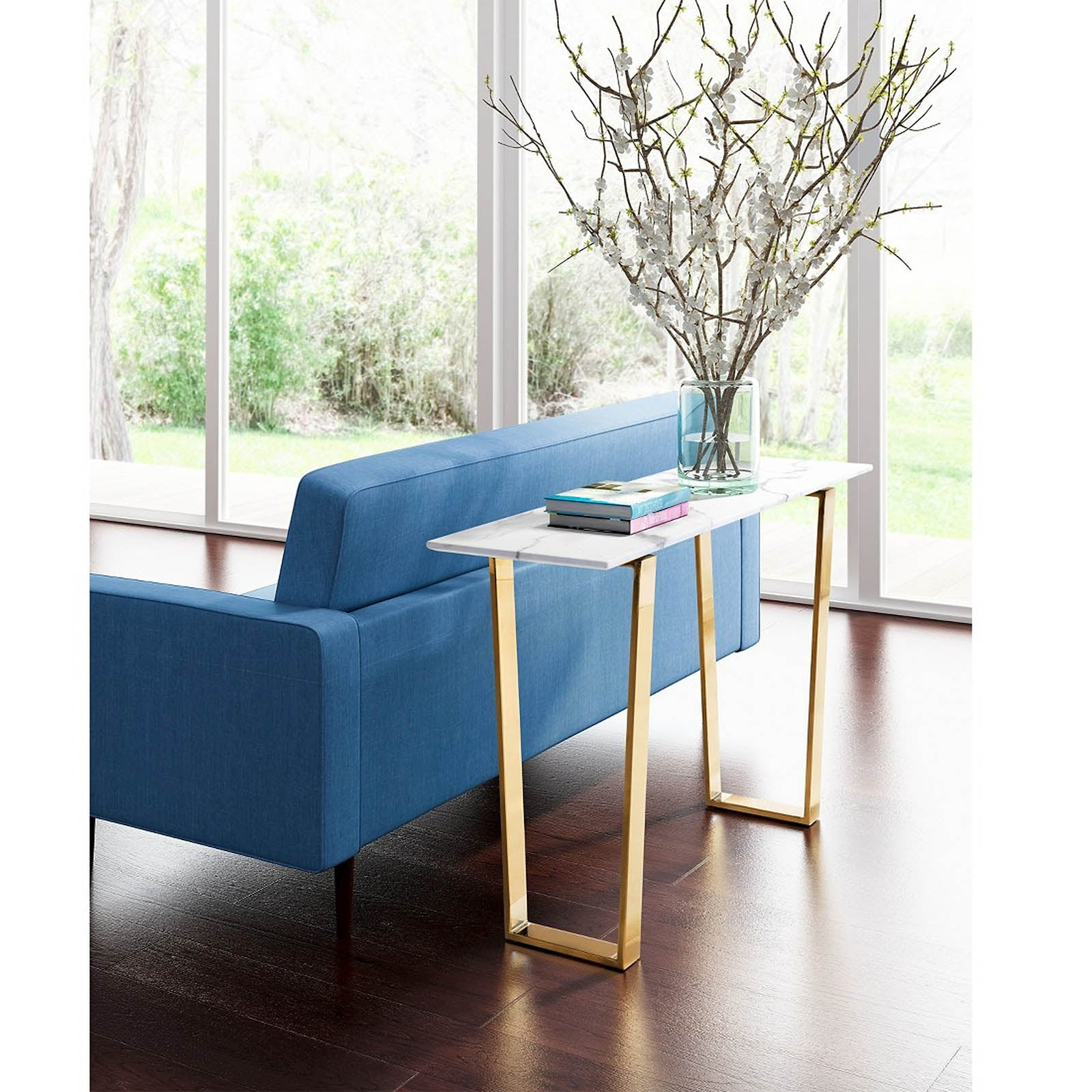 Pre-Order 60 days delivery Messina Console   TG-116 - ebarza