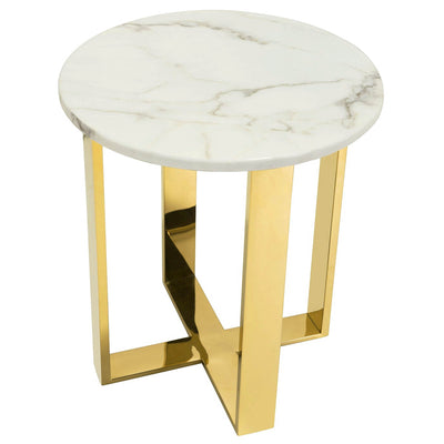 Pre-Order 60 days delivery Messina Side table  TG-35 - ebarza