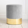 Pre-order 60 days delivery Velletri  Stool TG-196-Grey - ebarza
