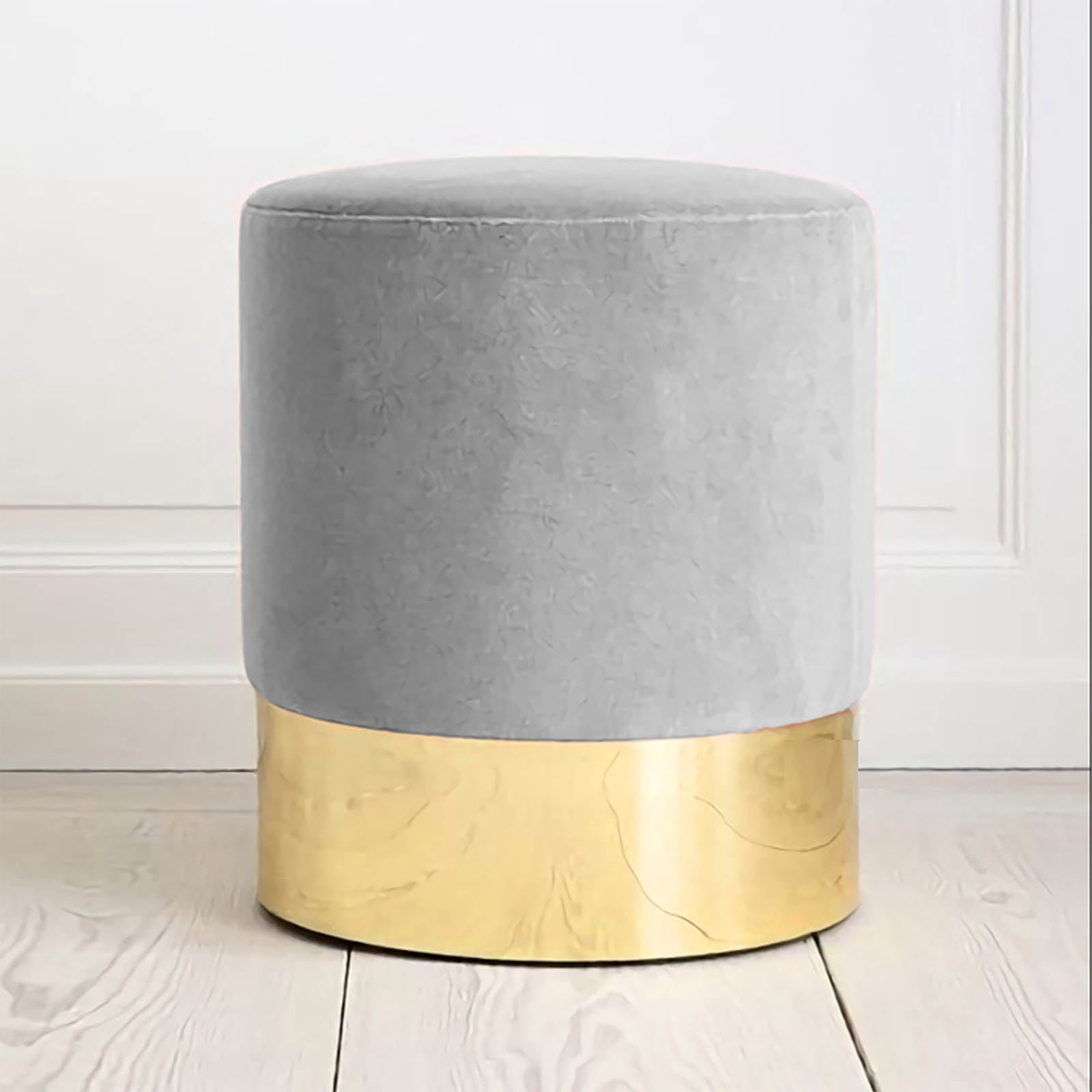 Velletri  Stool TG-196-Grey -  مقعد فيليتري - Shop Online Furniture and Home Decor Store in Dubai, UAE at ebarza