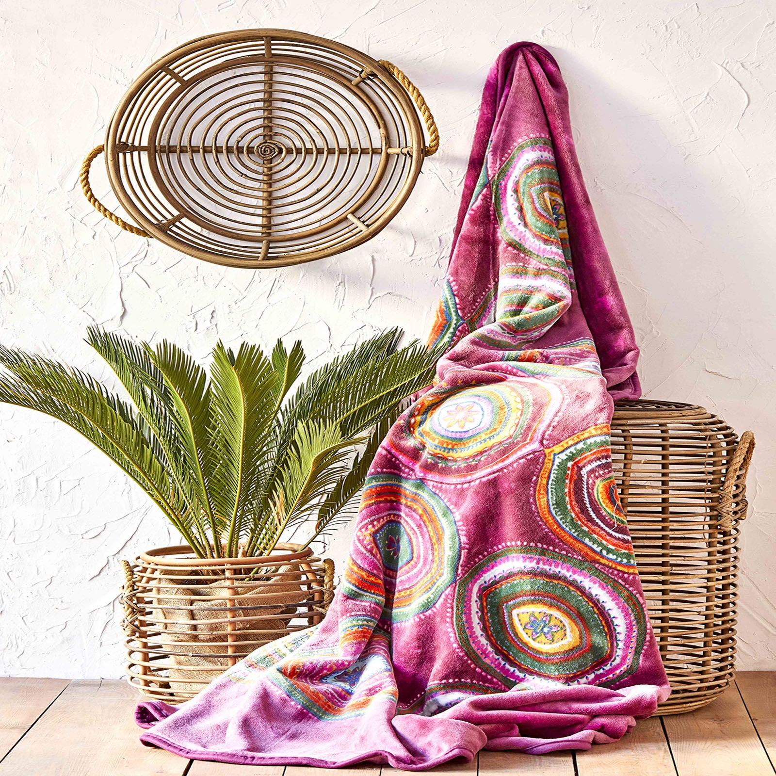 Adya MOR Throw Blanket 200.15.01.0068 - ebarza