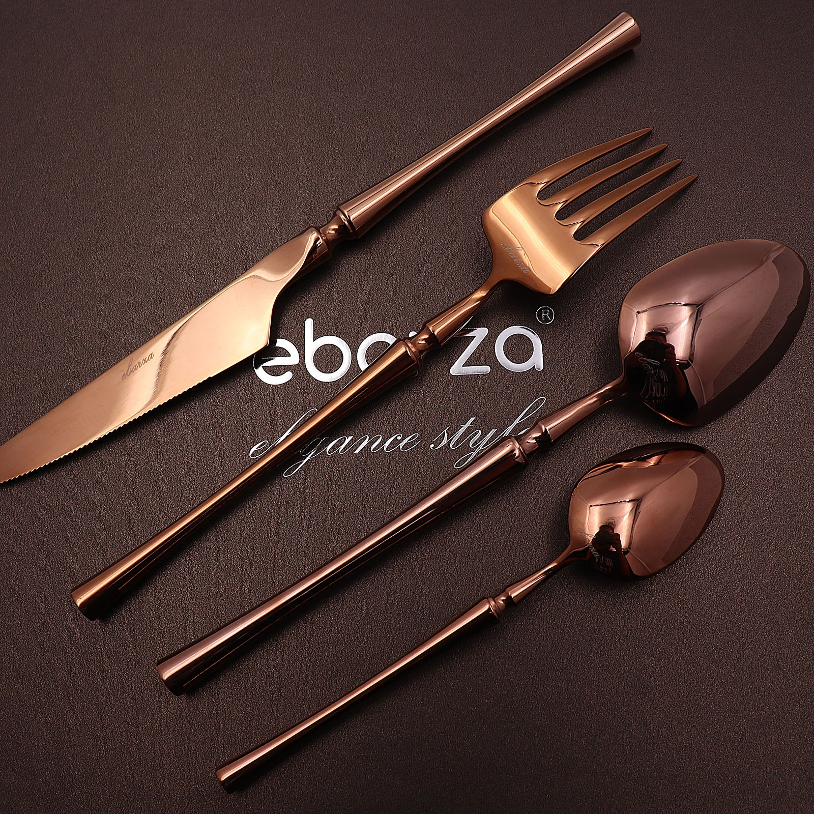 Set of 24 pieces Dax Cutlery Set 8076C