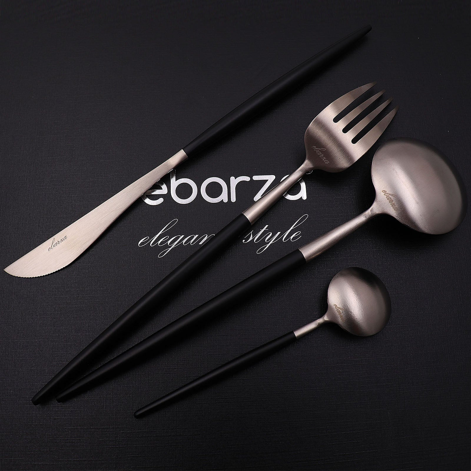 Set of 24 pieces  vienna   Cutlery Set 8048B - ebarza
