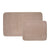 Pre-Order 50 days delivery Damila Beige 2 Piece Bath Mat 200.15.01.0265
