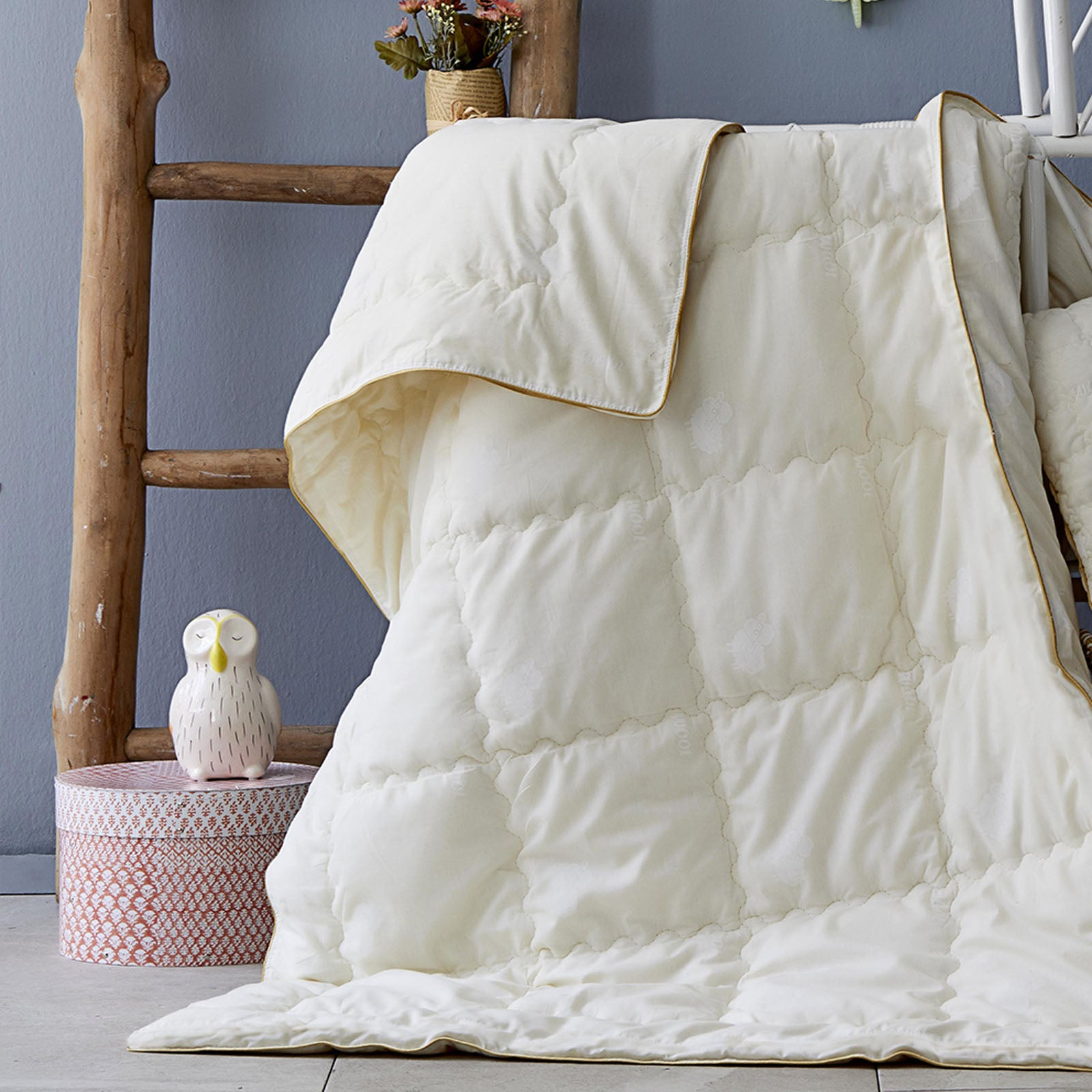 Pre-Order 50 days delivery baby Wool Baby Quilt 95x145 cm 200.13.01.0209