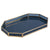 Pre-Order 50 days delivery Karaca Line Rectangular Tray 35x23 cm 153.19.01.1008