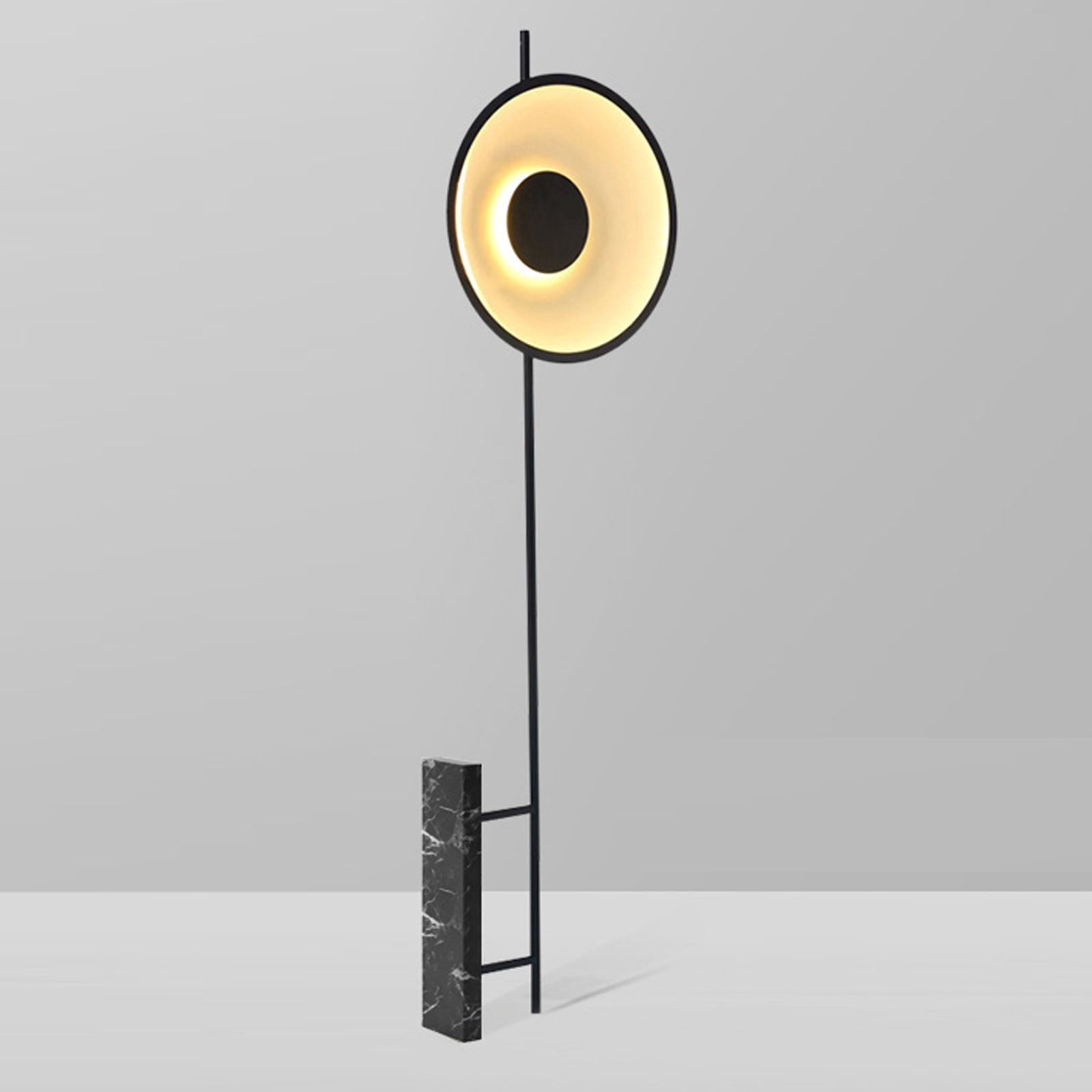 Natural Marble, floor lamp CY-NEW-063-B