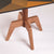 Pre-Order 40 days delivery Gotham square table  GothamLeg+square topGH001