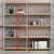 Pre-Order 45 days delivery Monaco Modular Shelf  LL-126