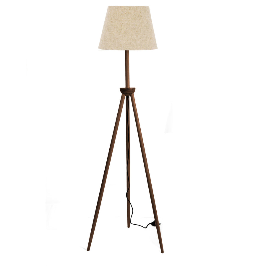 Floor Lamp - Eames Solid Wood Floor Lamp BPTD060LW