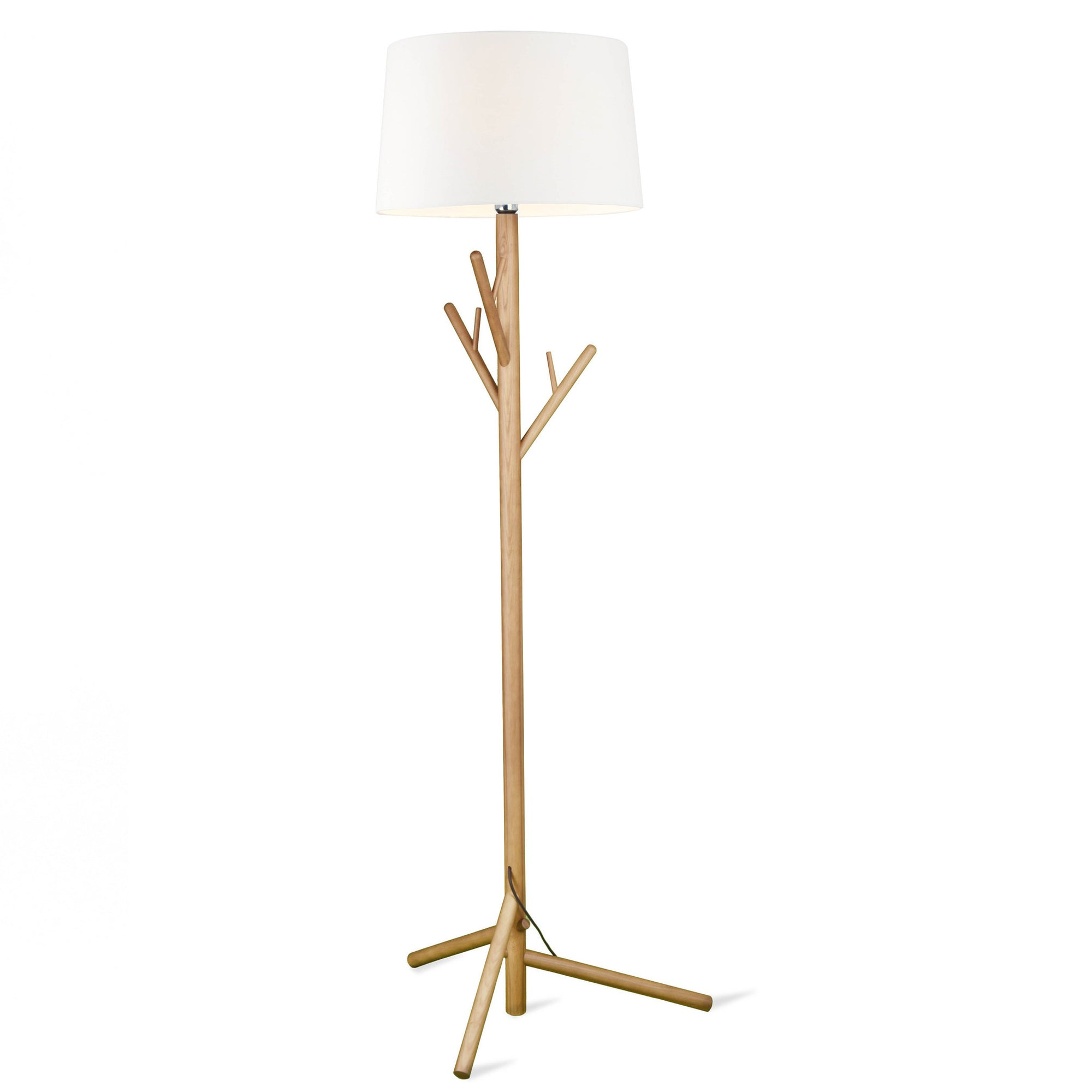Floor Lamp - Hanger  Solid Wood Floor Lamp BPMT17-N