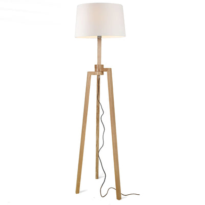 Floor Lamp - Spider  Solid Wood Floor Lamp BPMT16-N
