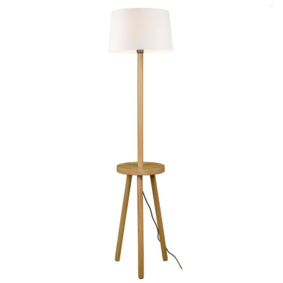 Floor Lamp - Table  Solid Wood Floor Lamp BPMT15-N