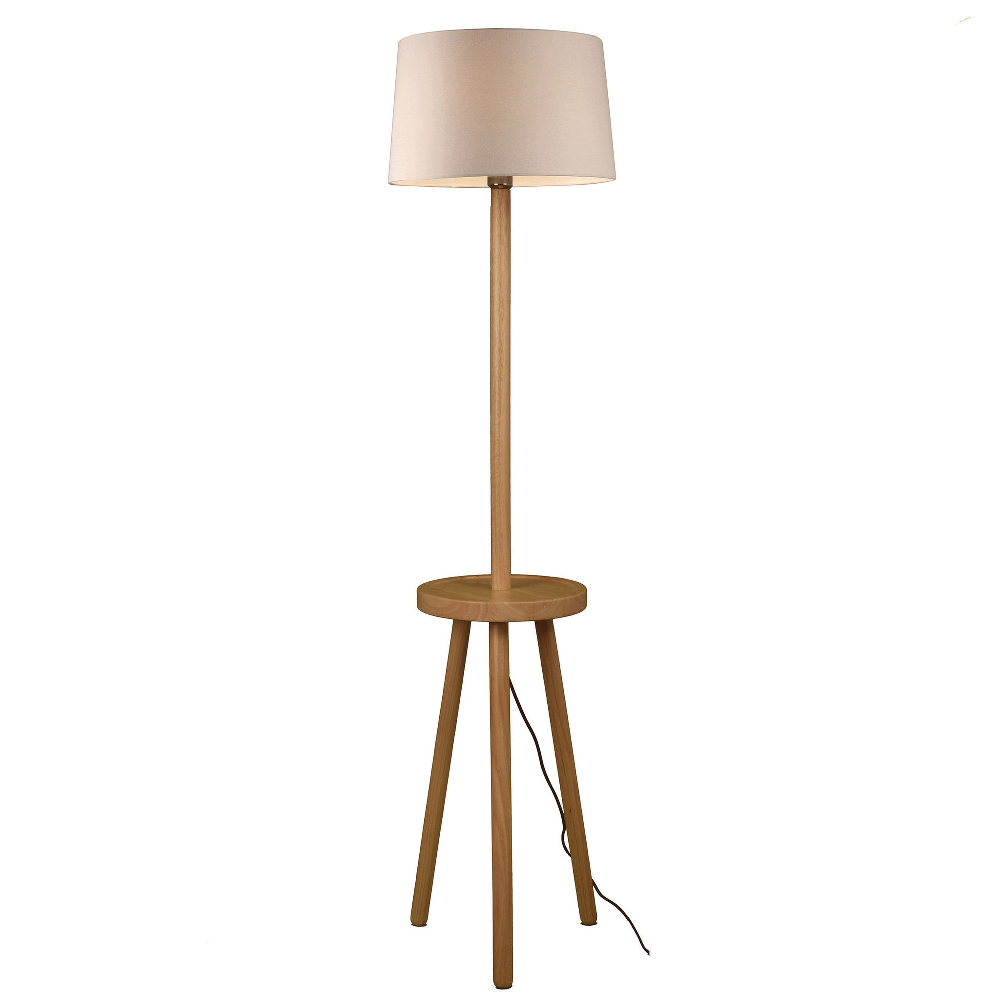 Solid Wood floor lamp BPMT15-W