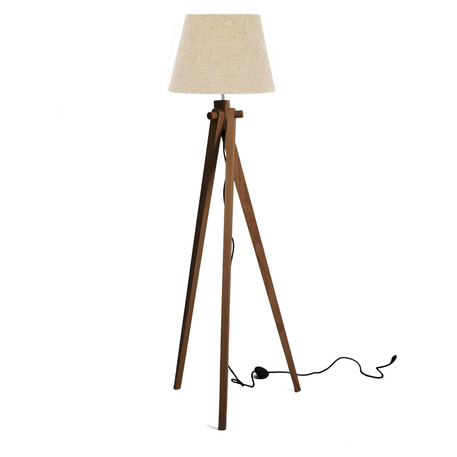 Floor Lamp - Trio Solid Wood Floor Lamp BPLD003-W