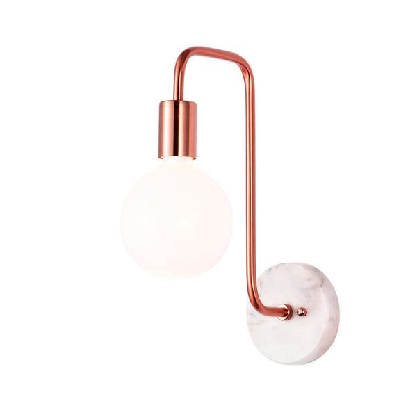 Marble  wall lamp CL1176-RG