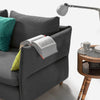 Milano XL U shape sofa and 9 cushions MI006BXL - ebarza