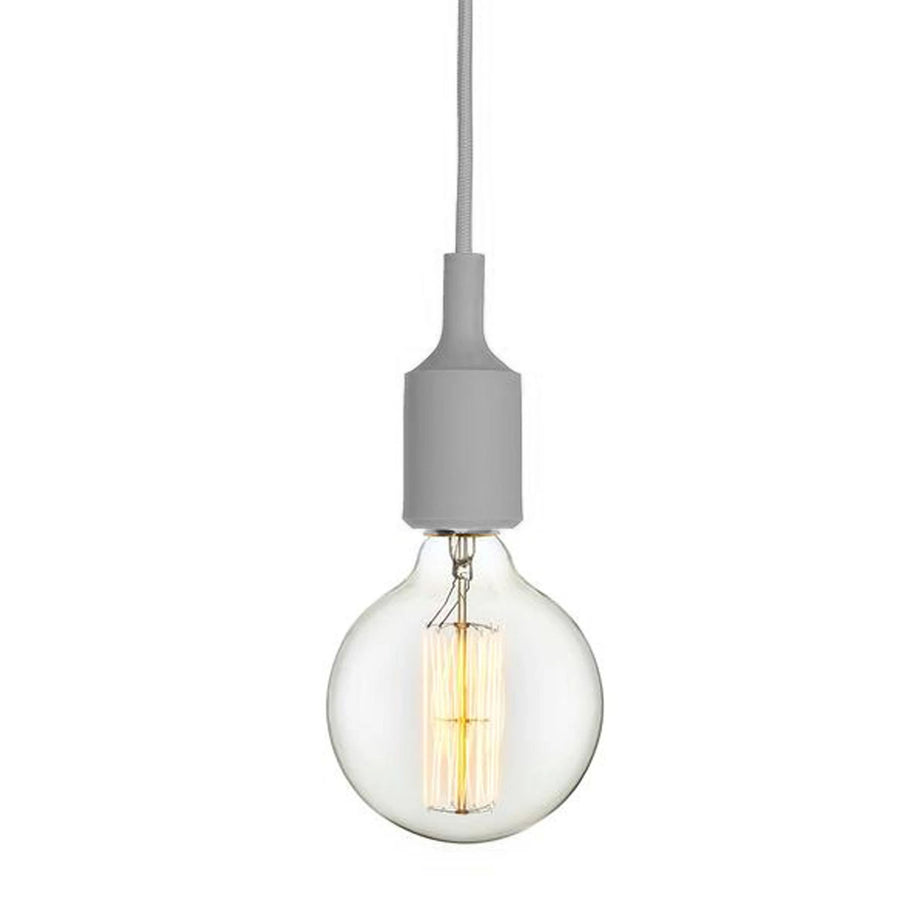Colorful brief  pendant lamp  SI-01B-3M-Grey