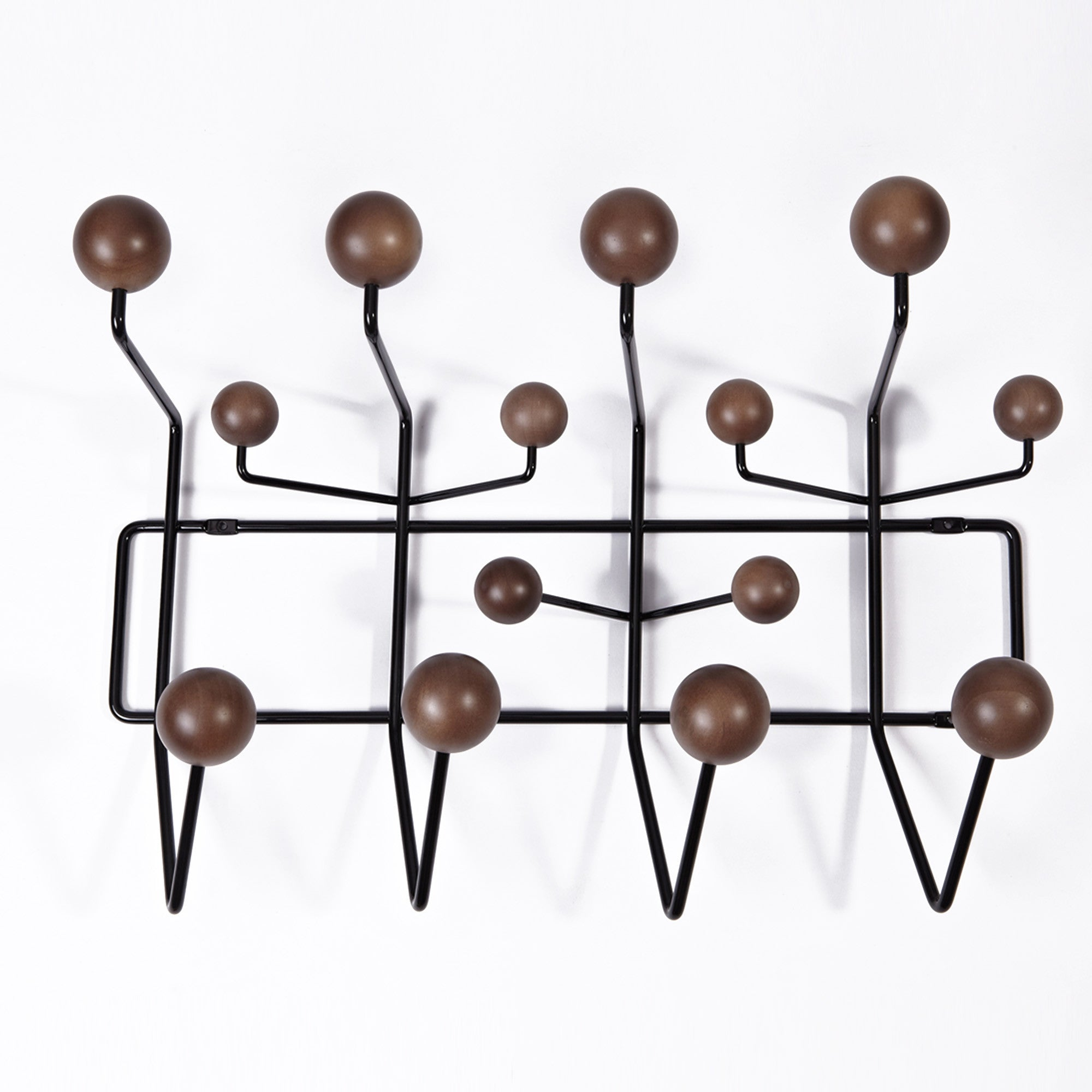 Mid Century Solid Wood Hanger   SP15119-W - ebarza