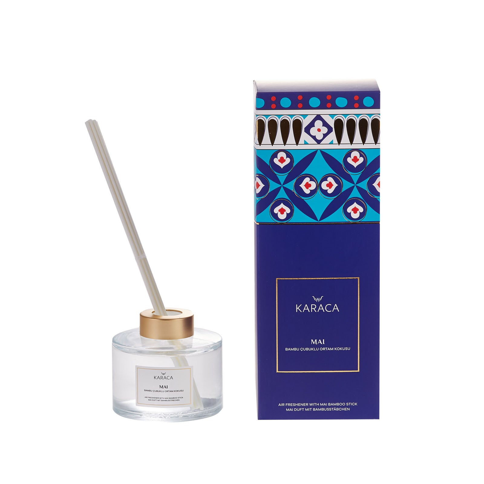 Karaca Mai Bamboo Sticks Ambient Fragrance 153.19.01.1460