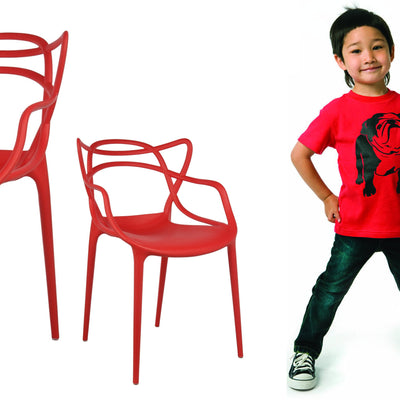 Kids - Kids Chair -Plastic- KA0055R