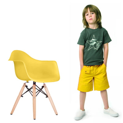 Kids - Kids Chair -Plastic- MSK0055