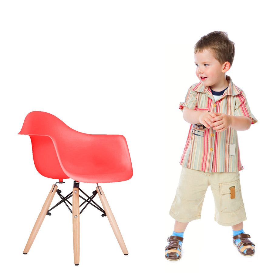 Kids Chair -Plastic- MSK0055PINK