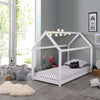Pre-order 30 days delivery house  bed with medical mattress  ET-C003-W