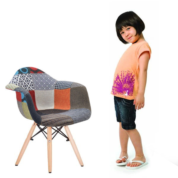 Kids Fabric  Chair  PC-0119WB