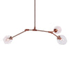 Branch 3 bubble Chandelier  CY-DD-275-3RG