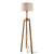 Spider  Solid Wood floor lamp BPMT16-W - ebarza