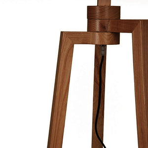 Spider  Solid Wood floor lamp BPMT16-W