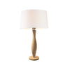 Solid Wood table lamp BPMT25N - ebarza