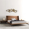 Pre-Order 20 days delivery Lazio QUEEN Brown BED LazioBR001