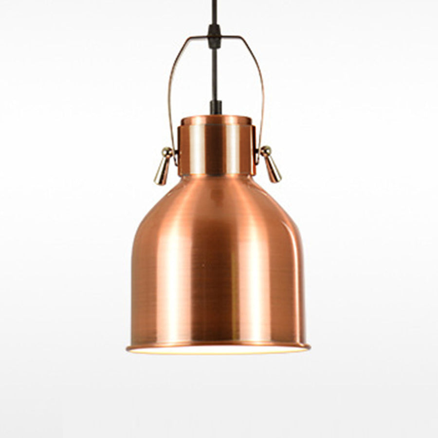 Vintage  pendant lamp CY-NEW-039-rose gold